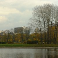 Парк Дружбы :: Ирина Татьяничева