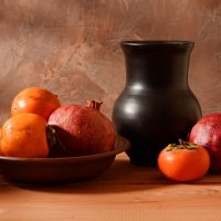тарелка с фруктами :: scbi