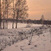 краски зимнего заката :: cfysx