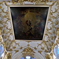 Потолок в Церкви. :: Марина Харченкова