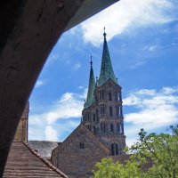 Башни собора(Бамберг) :: irina Schwarzer