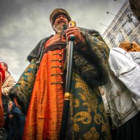 царь :: Сергей Кудряшов
