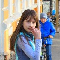 Взгляд жениха :: Evgeniy Katin