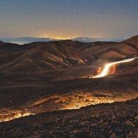 Ночь в пустыне :: Анна Аринова