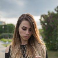 Однажды в Москве :: Ольга
