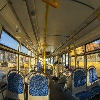 В солнечном троллейбусе :: Игорь Герман