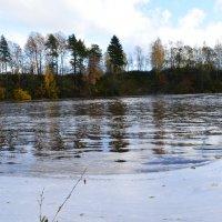 небольшое озеро :: Андрей