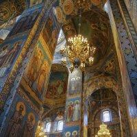 Храм Спа́са на Крови́ в Санкт-Петербурге :: sorovey Sol