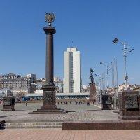 Символы Владивостока :: Сергей Коваленко