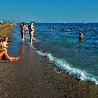 У ласкового моря... :: Sergey Gordoff