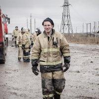 Пожарный :: Ирек Галиуллин