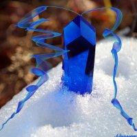 Не всё не так то просто в жизни здесь,  и у кристалла сердце есть.. :: Андрей Заломленков