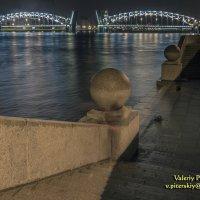 Большеохтинский мост :: Valeriy Piterskiy