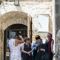 Селфи: По дороге в Храм :: Aleks Ben Israel