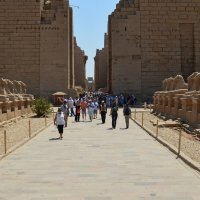 город живых, Луксор Египет :: Varvara Aravrav