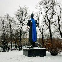 Первый снег в Киеве :: Владимир Бровко