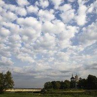 Стая облаков. :: Вячеслав