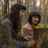 Осенняя прогулка в лесу :: YGulnara Юнусова