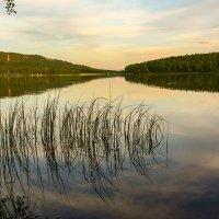 Оленье озеро :: Сергей Карцев