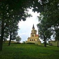 в Чехии :: Елена
