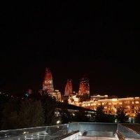 Вечерний Баку ... :: Лариса Корженевская