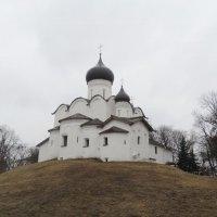 Церковь Василия на Горке,г.Псков :: Татьяна Сапрыкина