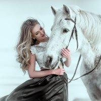 Фотосессия с лошадьми :: Anna Albert