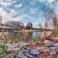 Утренние заморозки… :: Roman Mordashev