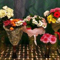 Юбилейное цветочное великолепие :: Светлана