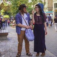 Мужчина и женщина :: Alla S.