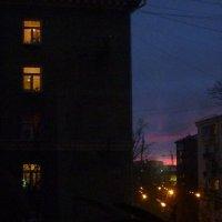 Вечерние огни :: Татьяна Юрасова