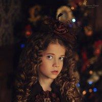Новогодний ретро-образ :: Татьяна Семёнова
