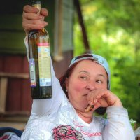 Лето,..дача,.. ...хорошо!.. :о) :: Виктор Грузнов