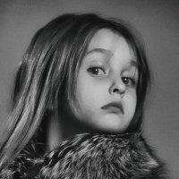 Модель. Портрет. Model. Portrait. :: krivitskiy Кривицкий