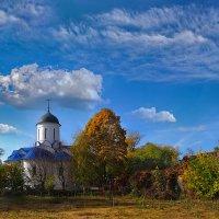 Церковь Успения Пресвятой Богородицы (Сергия Радонежского) :: Oleg S