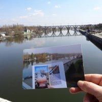 Тройное отражение моста!... :: Алекс Аро Аро