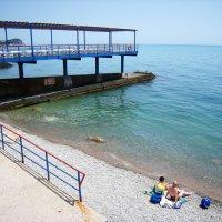 "Пляж санатория ""Белоруссия"" :: Руслан Newman"