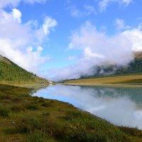 озеро Аккемское :: Tengri K.