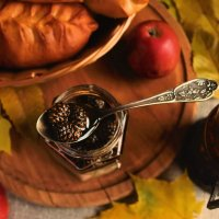 .. Чай с пирожками и вареньем :: Арина Невская