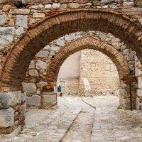В монастыре Преподобного Луки :: Андрей K.