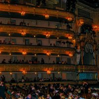 Театр уж полон; ложи блещут ! :: Варвара