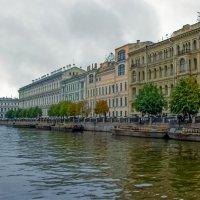 Река Мойка :: Сергей Карачин