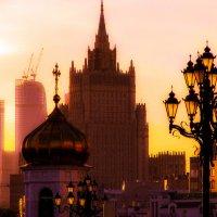 Московское утро :: Сергей Кудряшов