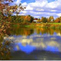 На реке :: Вячеслав Минаев