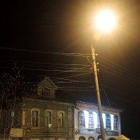Ночь, улица, фонарь... :: tatiana lanskaya