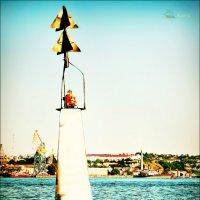 Про белый буй в Чёрном море :: Кай-8 (Ярослав) Забелин