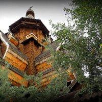 наше деревянное золото :: Олег Лукьянов