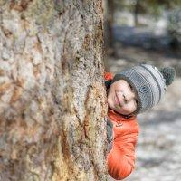 В лесу :: Екатерина
