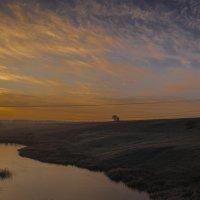 утро солнце воздух мороз :: Сергей