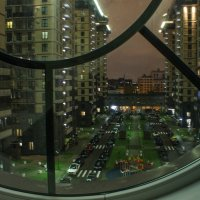 Вид  во двор :: Анжела Пасечник